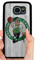 BOSTON CELTICS NBA PHONE CASE FOR SAMSUNG NOTE GALAXY S4 S5 S6 S7 S8 S9 S10 PLUS