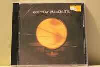 Coldplay - Parachutes CD Album Royal Mail 1st Class FAST & FREE