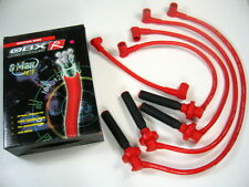 OBX Racing Red Spark Plug Ignition Wires for 91-01 Nissan Sentra 200SX 2.0L NEW