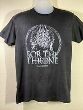 Game of Thrones T-Shirt - HBO Licensed NEW SEALED - Sizes XL, L, M T-shirt Black