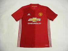 Manchester United 2016 / 2017 Home  Kit Football Jersey Shirt