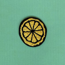 More details for iron on patch - stone roses embroidered hip hop rap