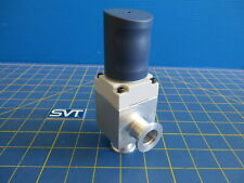 VAT 21624-KA04-002 Manual Angle Valve ISO-KF DN-16