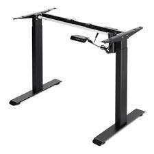 Motor Höhenverstellbarer Schreibtisch Elektrisch Tischgestell Arbeitstisch DE