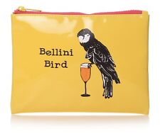 Bellini bird, party animal Cosmetic Make up Wash Travel Bag Hotel Holiday Work