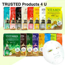 [Malie]Ultra Hydrating Essence Face Mask Sheet Pack Facial Skin Care Malie 16pcs