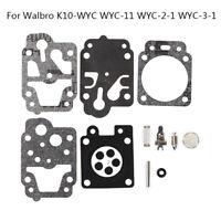 Carburetor Carb Gaskets Repair Kit Fittings Yard New for Walbro K10-WYC Blowers