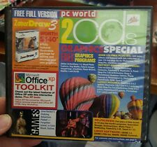 Pc World June 2001 Demo Discs  - PC CD ROM - FREE POST