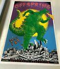 Emek - 1997 - Offspring Concert Poster Hollywood Paladium Hollywood, CA