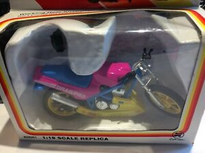 Vintage ZEE Toy Super Bikes  Drag Pro Motorcycle -- 1:18