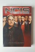 NCIS Sixth Season Includes Special Features Crime TV Shoes TV Series NWT