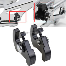Quick Release Mounting Docking Latch For Harley Davidson Sissy Bar Luggage Rack