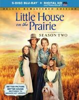 Little House on the Prairie: Season Two [New Blu-ray] Boxed Set, Deluxe Editio