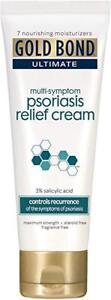 Gold Bond Ultimate Multi-Symptom Psoriasis Relief Cream 3.5 Ounces each