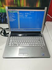 C1488 Dell XPS M1530 Intel Duo 2.10GHz  2gb ram laptop tested to bios