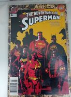 The Adventures of Superman #6 Annual 1994 DC Comics  VF/NM