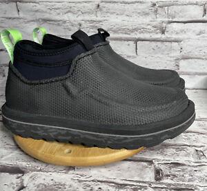 SANUK Men's Size 8M BLACK CHIBA JOURNEY LX ADVENTURE BOOTS SHOES