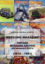 Meccano Magazine Antiques & Collectables Magazines