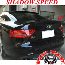 VTL Type New Painted Rear Trunk Spoiler Wing For 2007-15 AUDI S5 RS5 Coupe ✪