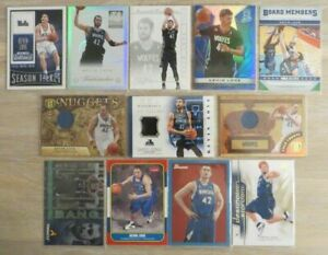 🔥 14 !! Kevin Love Rcs Gus Nums Inserts Minesota Timberwolves 🔥