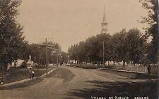 Ancienne Église Ste Madeleine rue St Jean Baptiste RIGAUD Quebec 1904-17 RPPC
