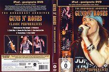 Guns N Roses - DVD - The Broadcast Archives - Live - DVD von 2005 - NEU & OVP !