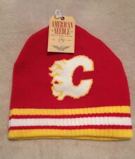Calgary Flames Hat!!!  NEW WITH TAGS!!!  BID NOW!!!