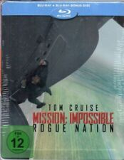 Mission Impossible - Rogue Nation - Steelbook Edition - BluRay - Neu / OVP