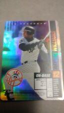 WOTC MLB SHOWDOWN 2002 BERNIE WILLIAMS BASE SET CARD
