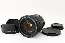 SIGMA 17-50mm F2.8 EX DC OS HSM AF Zoom Lens for Canon EOS EF Mount JAPAN USED