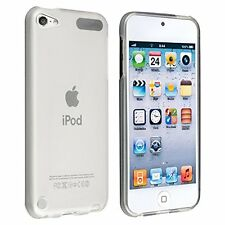 TPU Soft Gel Case Cover for iPod Touch 5th Gen 6th Gen - Frosted Clear