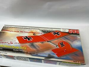 """NEW GWS Slow stick 46"""" wing span complete with 2 Motors and 2 ESC"""
