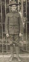 "ORIGINAL RPPC WW1 ""WOMEN"" US SALVATION ARMY SOLDIER FRANCE PHOTO POSTCARD"