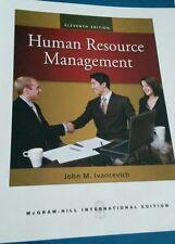 NEW 3 Days US / CA Human Resource Management 11E John M Ivancevich 11th Edition