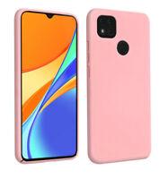 Coque Silicone TPU Couleur Rose Pour Xiaomi Redmi 9C / 9C NFC Little Boutik®