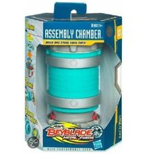 HASBRO Beyblade Assembly Chamber metal fusion Kammer, Kreisel aufbewahren box