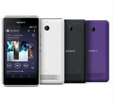"Sony Xperia E1 D2005 4GB ROM 4.0""  3.15MP WIFI Bluetooth GPS Radio Andriod Phone"