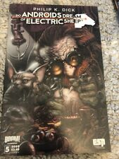 Do Androids Dream of Electric Sheep #5 2009 Boom Comics Philip K Dick
