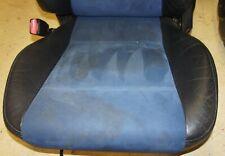 MAZDA MX5 Sitze Sitzgarnitur Ledersitze Ledersitzgarnitur Leder blau schw. Anni