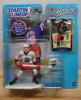 Wayne Gretzky Rangers Starting line up 1999 Convention Special & 1995 022218DBT