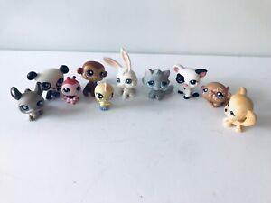 Littlest Pet Shop Bundle of 10 Figures (3)