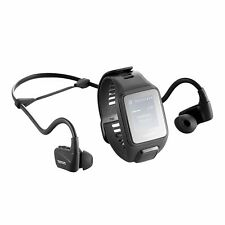 TomTom 1Rkm.002.12 Spark 3 Music Gps Fitness Watch Headphone Bundle Black, Large