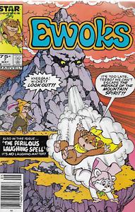 Ewoks No.7 / 1986 Dave Manak & Warren Kremer