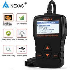 Car Code Reader Scanner OBDII OBD2 Auto Diagnostic Tool Engine Fault Check Tool
