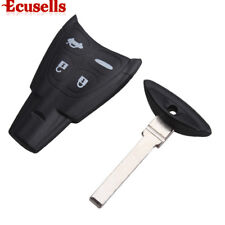 Replacement Shell 4 Button Fob Case For SAAB 93 95 9-3 9-5 Remote Key