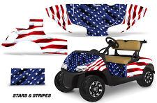 AMR Racing EZ Go Freedom RXV Golf Cart Graphic Kit Sticker Wrap Decal EZGO USA
