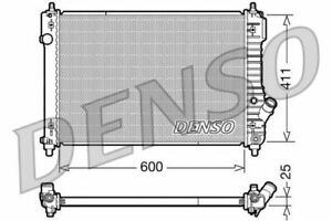 DENSO ENGINE COOLING RADIATOR FOR A CHEVROLET AVEO / KALOS SALOON 1.4 74KW