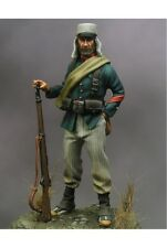 Spanish Soldier at Melillan campaign in Morocco Tin Painted Toy Soldier | Art