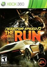 Need for Speed: The Run Xbox 360 Game Only 35i Limited Edition For T-Kids Racinf