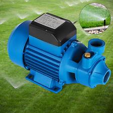 Pompa Acqua Pressione Sommergibile per Pozzo 750W 2300 l/h Fountain Aquarium